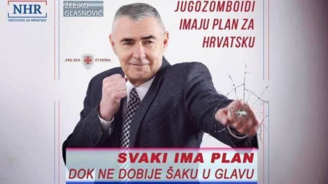 Glasnovića zbog plakata za EU  izbore prijavili Povjerenstvu
