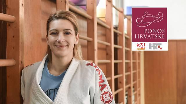 Marina (31) je osnovala judo klub za djecu s invaliditetom