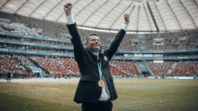 Legia potvrdila: Klafurić ostaje na klupi, a stiže i trener Gorice