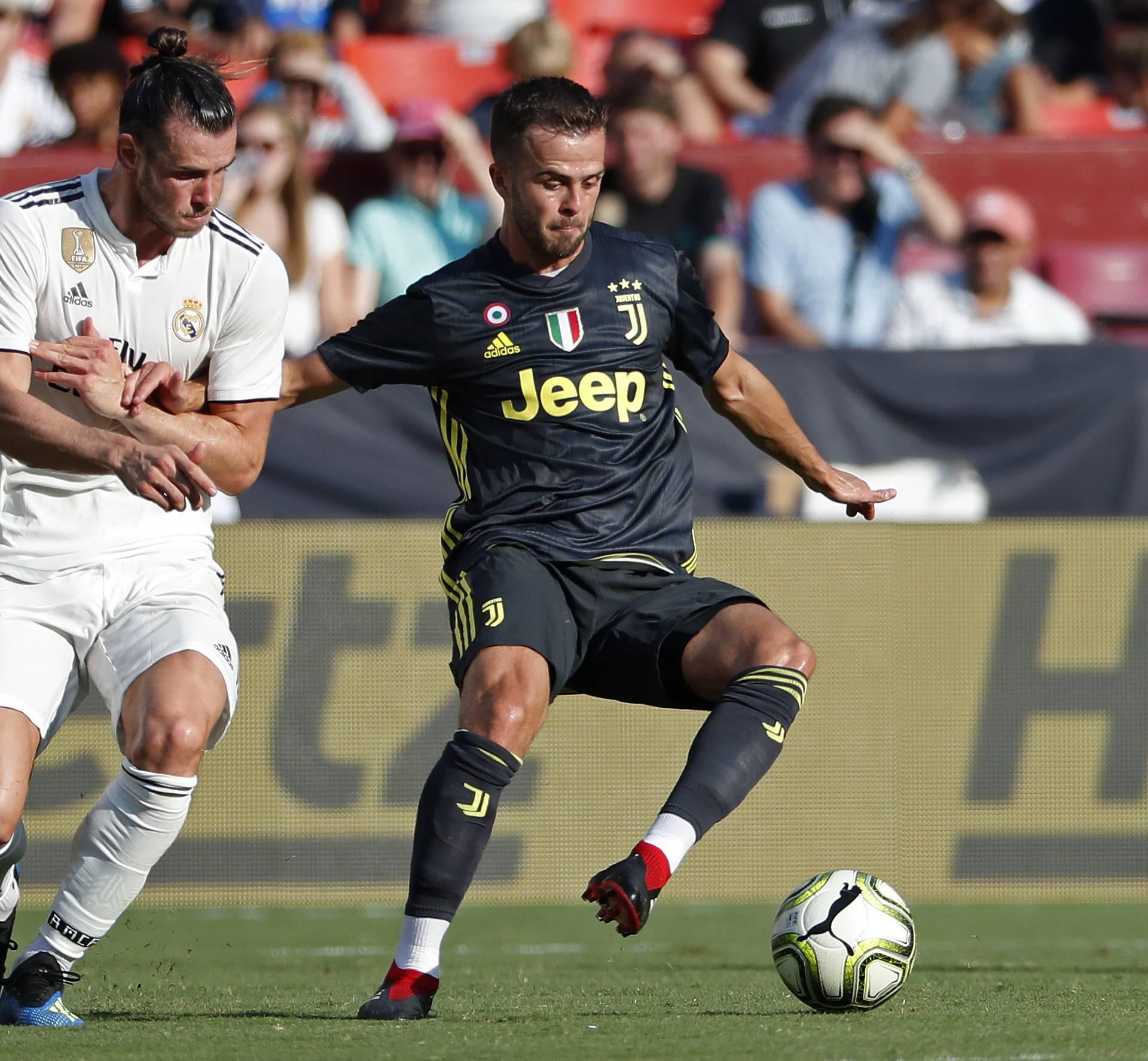 Soccer: International Champions Cup-Real Madrid at Juventus