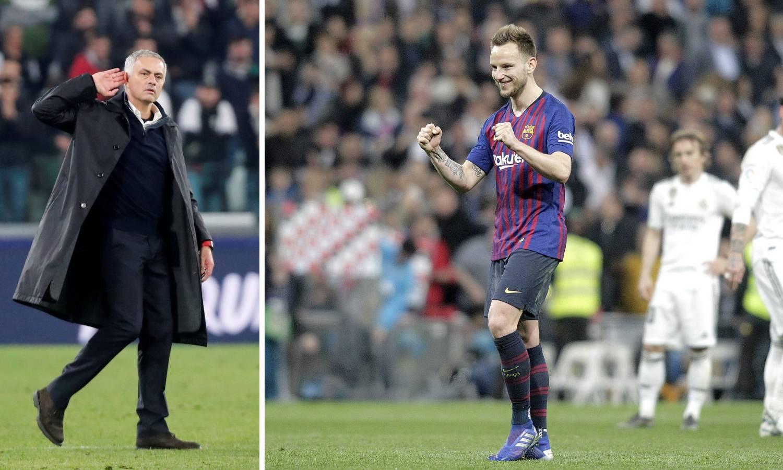 Mourinho: Rakitić je jedan od najpodcjenjenijih igrača svijeta
