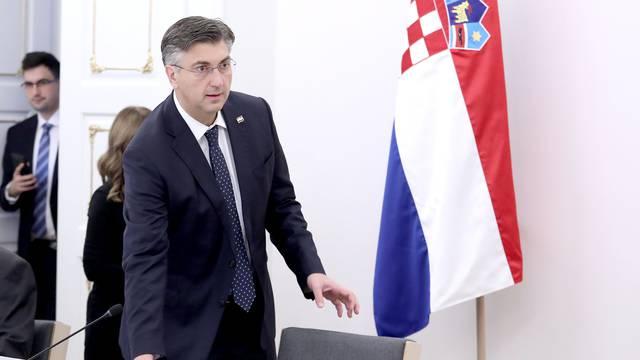 Zagreb: Na sjednici Vlade raspravljano o izmjenama Zakona o zaštiti od nasilja u obitelji