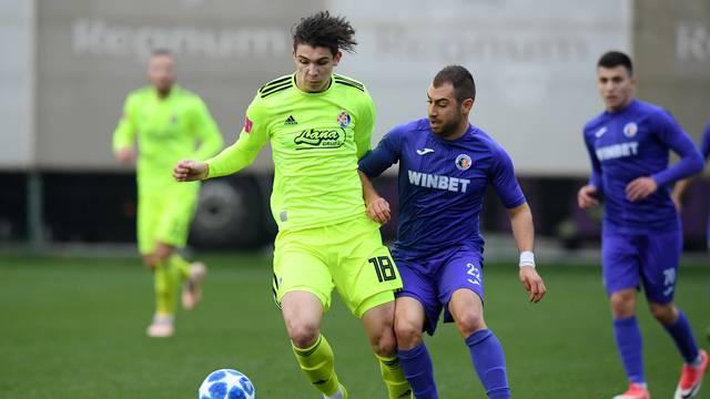 Belek: Prijateljska utakmica GNK Dinamo - FC Etar Veliko Tarnovo