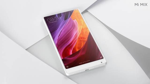 Prekrasan bijeli Xiaomi Mi Mix rasprodali za samo par sekundi
