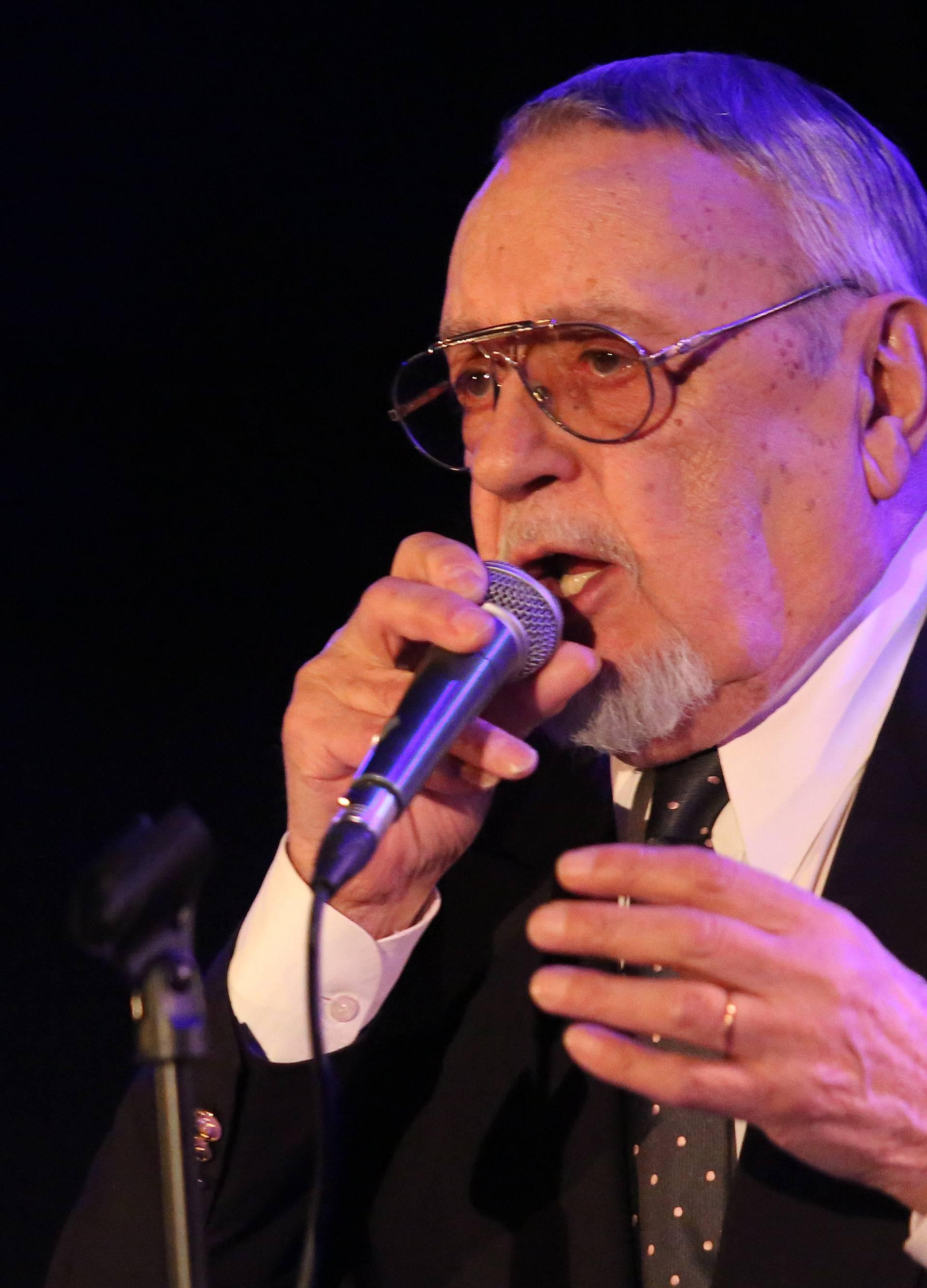 'Glazba me drži i u 91. godini, ja živim da nasmijem publiku'
