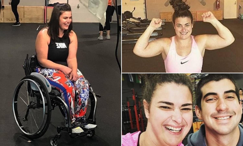 Unatoč cerebralnoj paralizi ona je trenerica u vlastitoj teretani