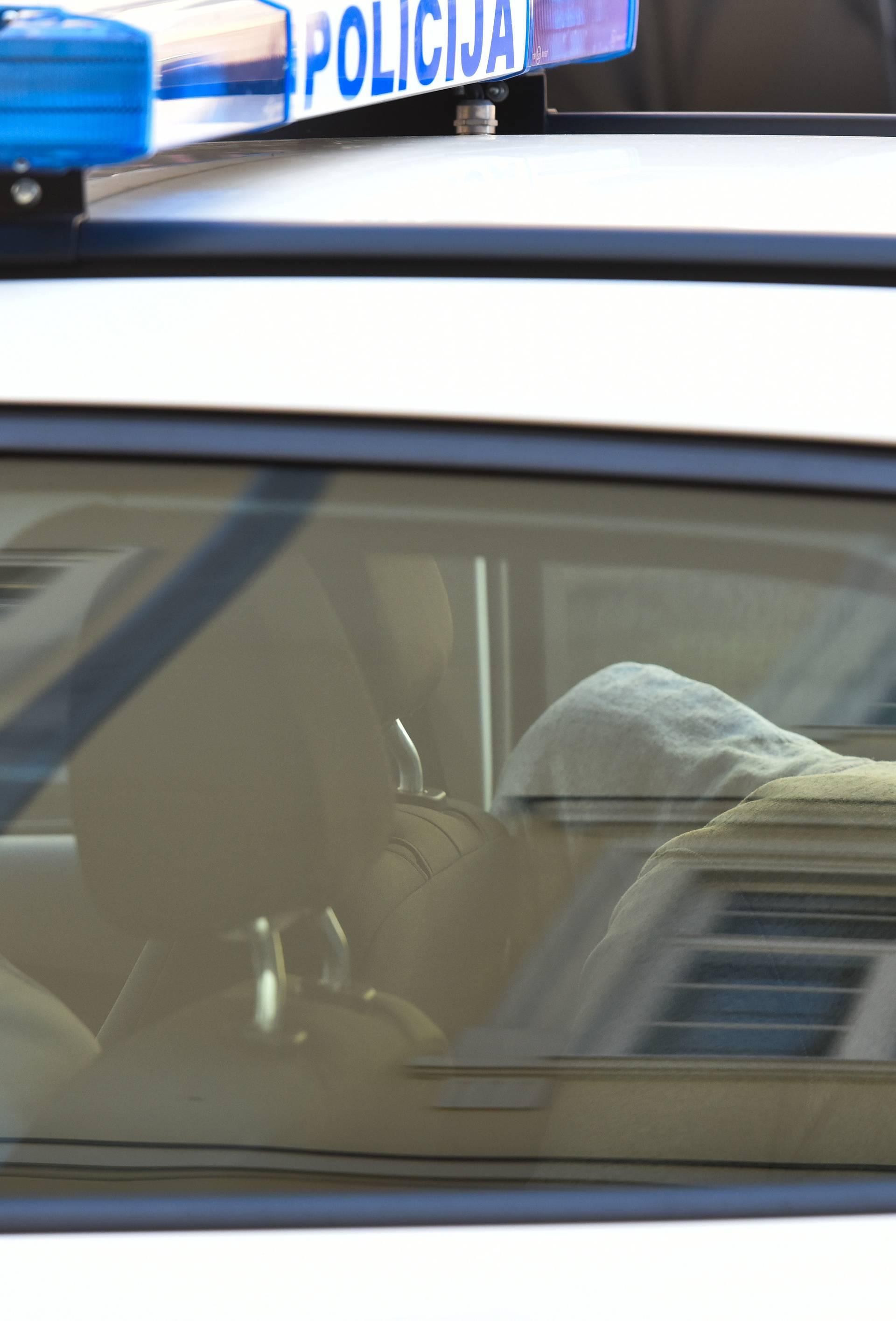 Kamenički u pritvoru: 'Vozio brzinom većom od 100 km/h'