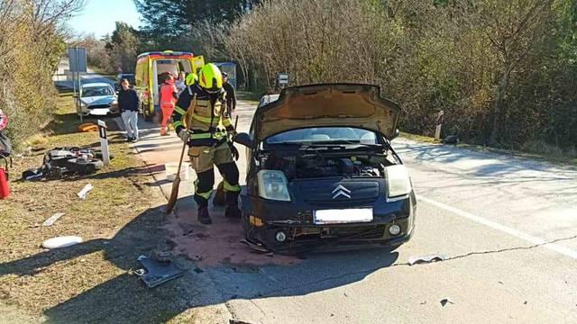 Troje ljudi ozlijeđeno u Istri: Nesreću skrivio župan Radin?