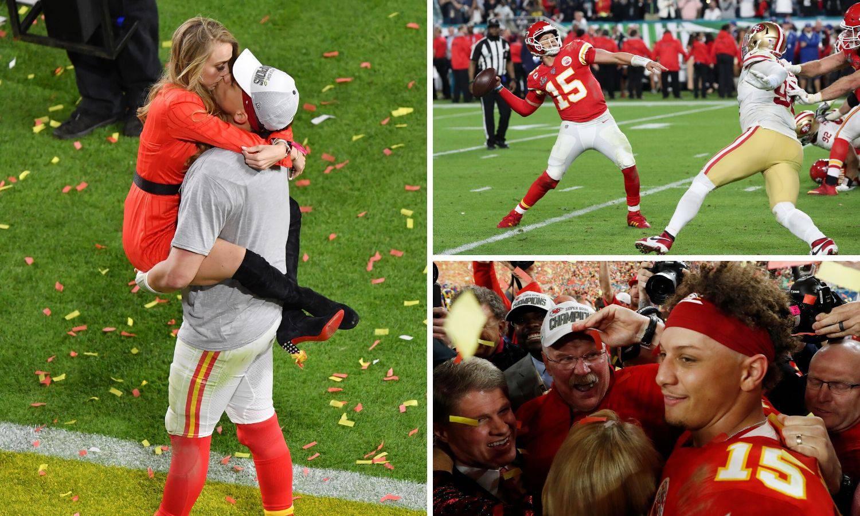 Mahomes je točno ono što je trebalo NFL-u: Novi Tom Brady