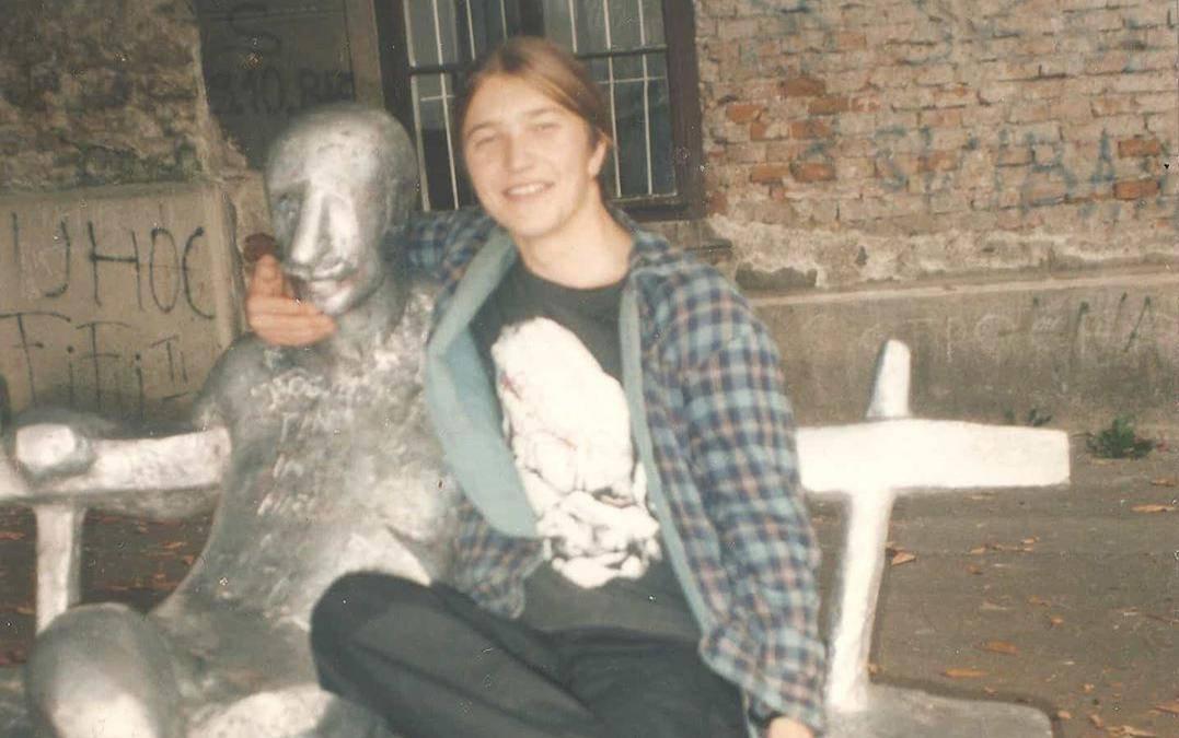 S Matošem pod ruku: Poznati reper prisjetio se 1996. godine