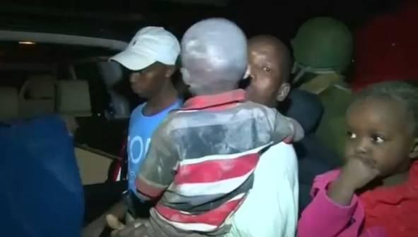 Zbog poplava: U Nairobiju se srušila zgrada, sedam mrtvih
