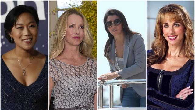 Žene najbogatijih ljudi svijeta: Od glumica do humanistica...