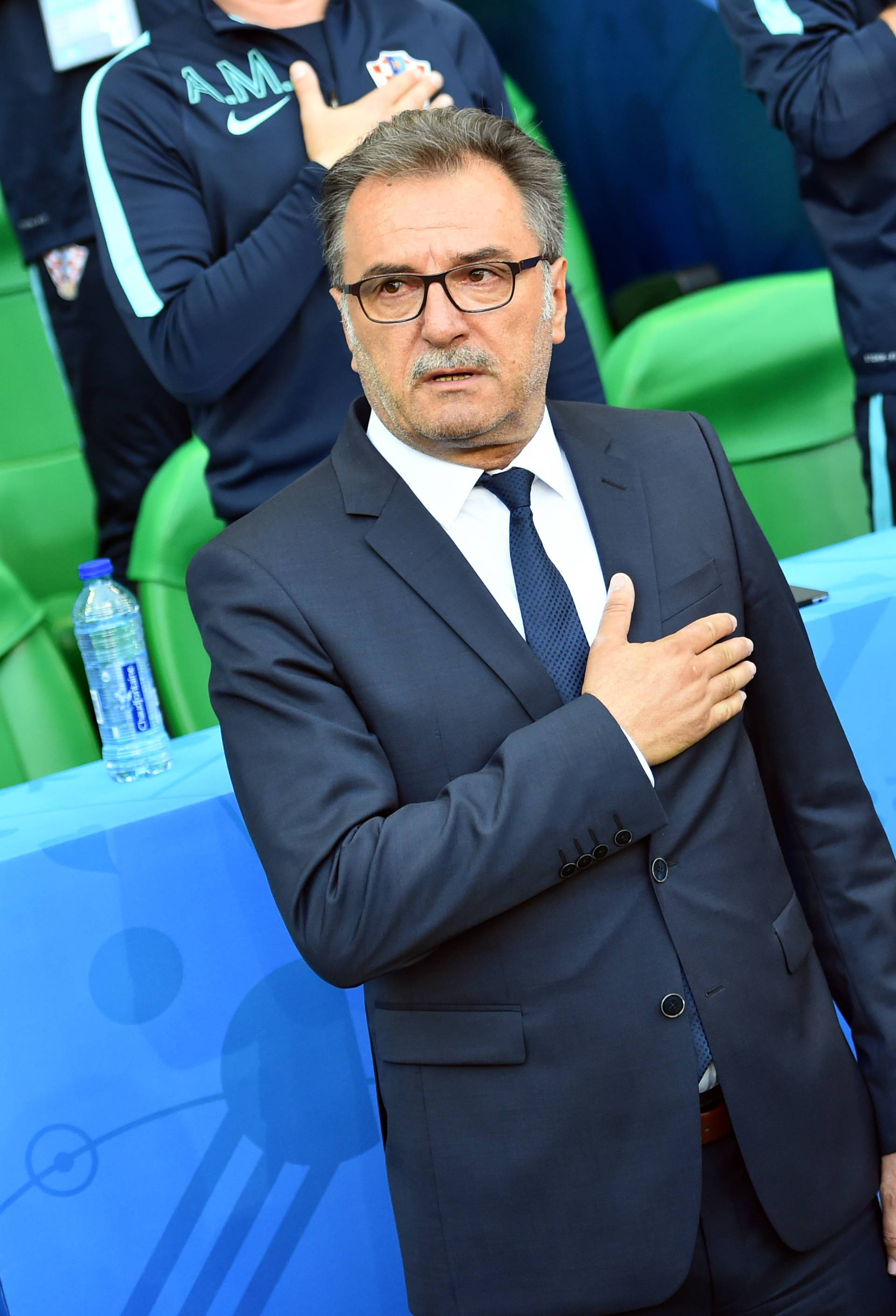 Euro 2016 Group D Czech Republic - Croatia