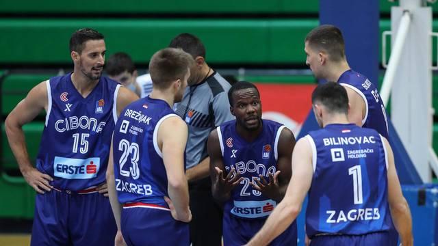 Zagreb: Cibona i Mega Soccerbet susreli se u 3. kolu ABA lige