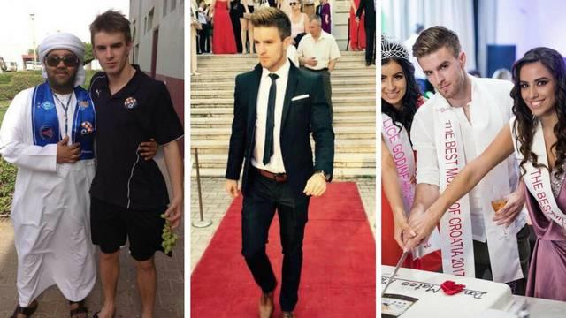 Beckham iz Livna: Nisam uspio u Dinamu, ali na modnoj pisti...