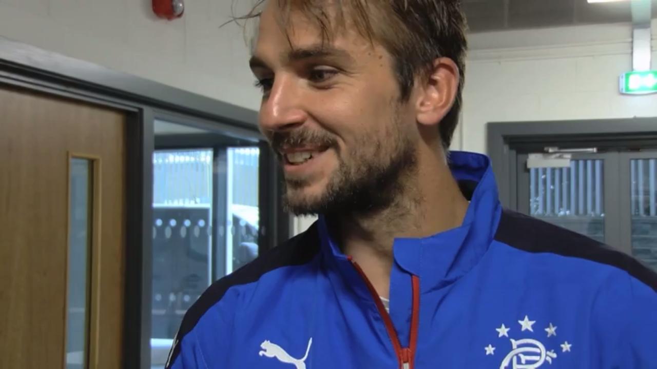 Niko: Igrati Old Firm je čast, ali Dinamo je moj najdraži klub