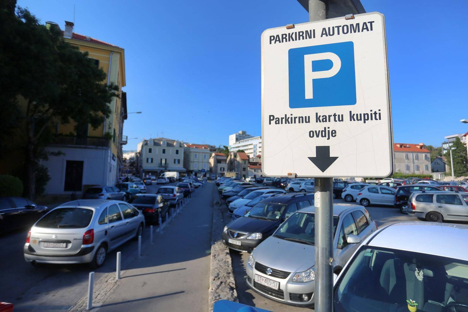 Muke s parkiranjem: 'Karta na dan' i 'dnevna karta' nisu isto