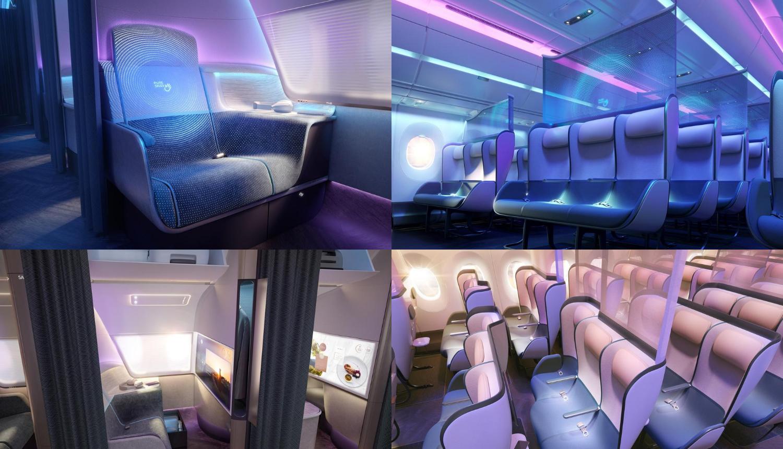 Nove kabine aviona