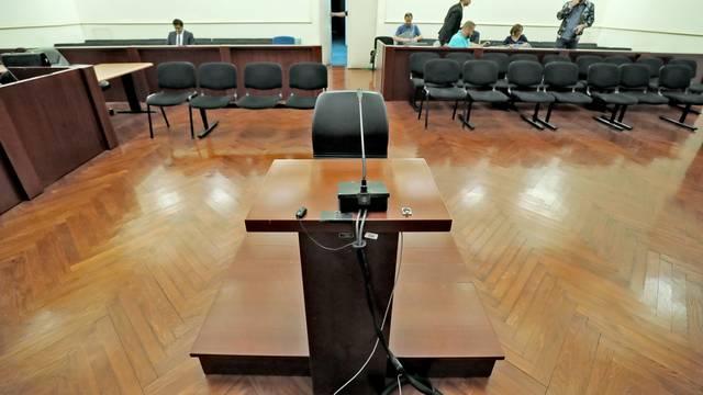 Sudovi kreću s raspravama sa svim mjerama predostrožnosti
