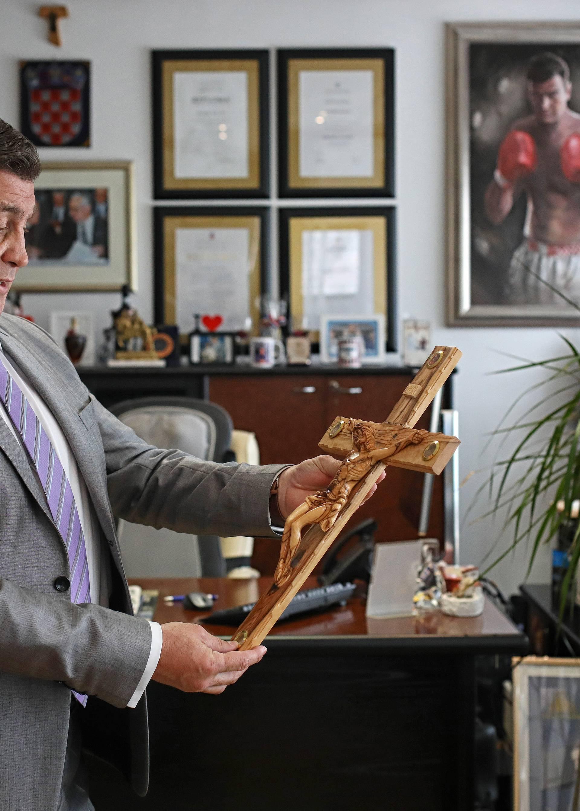 Damir Škaro podnio ostavku u AK Siget kako bi mogao van?!
