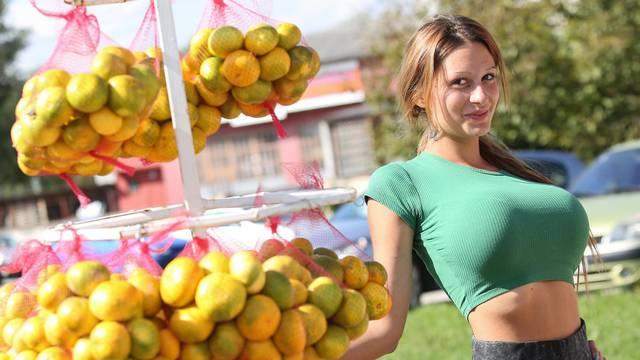 Povratak Kristine mandarine: 'Dođite svi na dozu vitamina C'