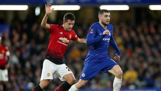 Chelsea v Manchester United - FA Cup - Fifth Round - Stamford Bridge