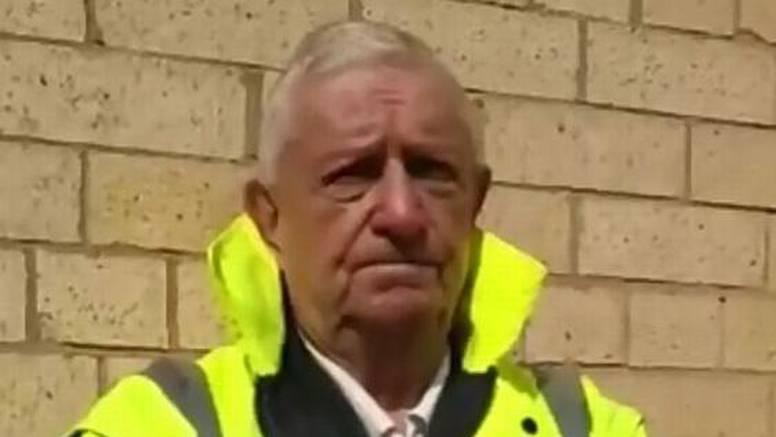 Ulovili pedofila: Ovo je trenutak u kojem djed shvaća da se neće naći s curicom, već ide u zatvor