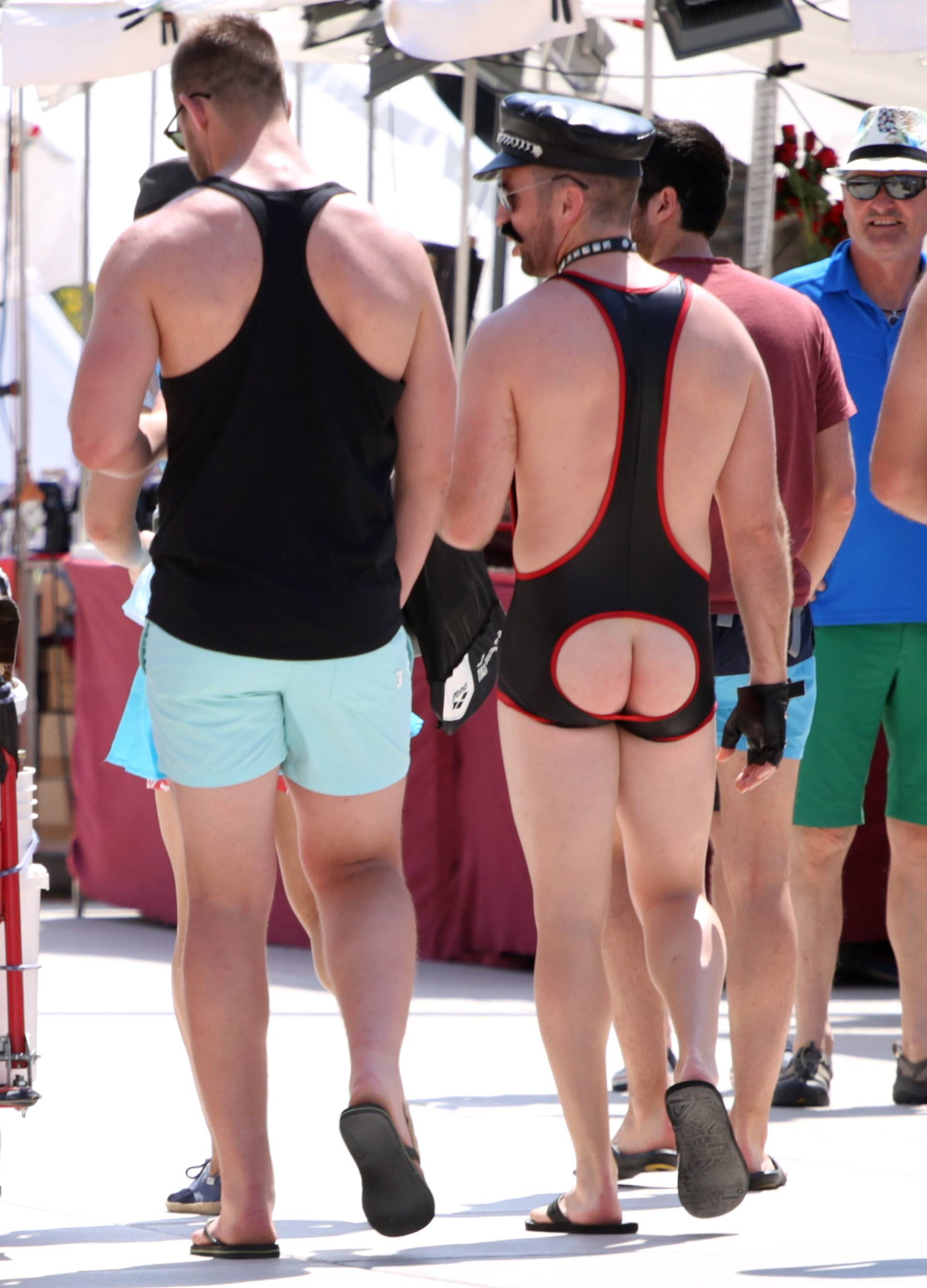 Gay turisti