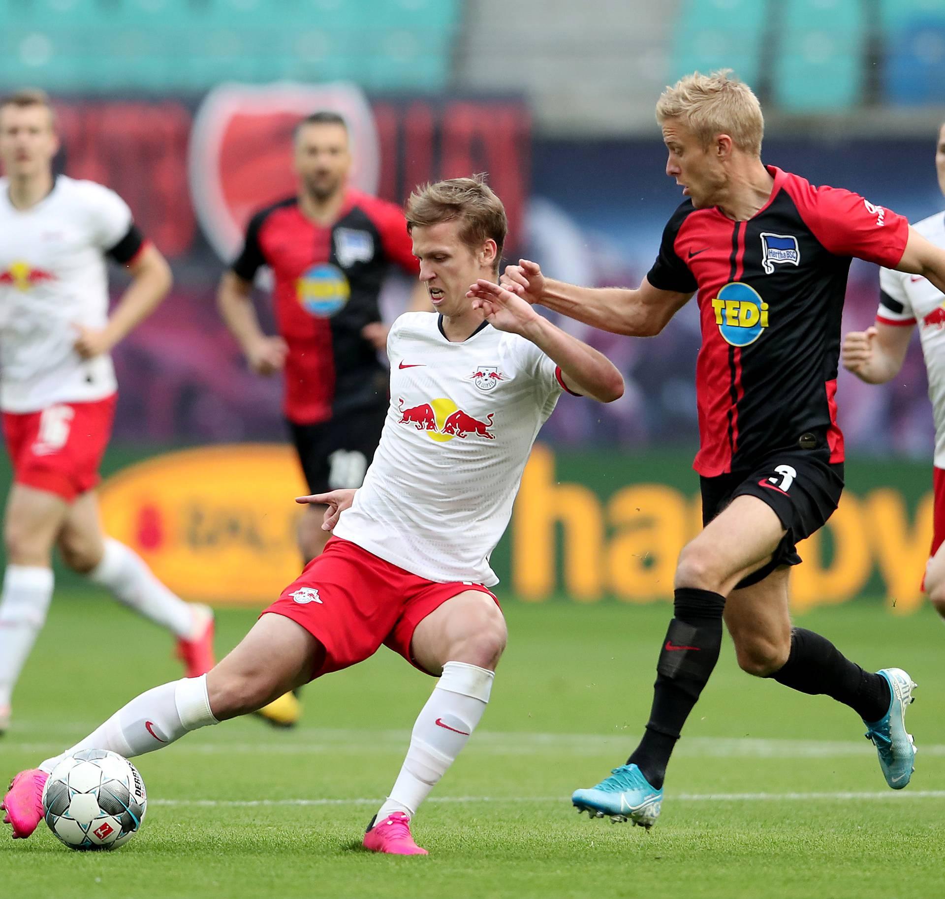Bundesliga - RB Leipzig v Hertha BSC