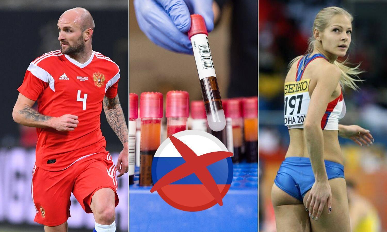 Hoće li u Split? Rusi izbačeni s Igara u Tokiju i SP-a u Kataru!