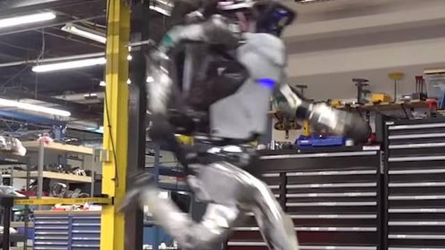 'Robot  radi parkour': Tvorci su ponosni, a neki ljudi - zabrinuti