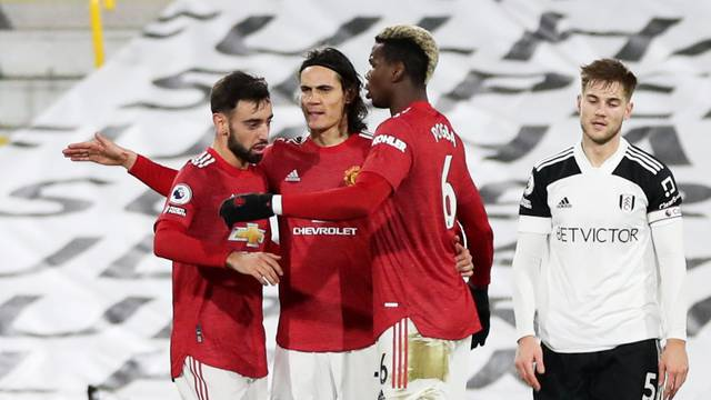 Premier League - Fulham v Manchester United