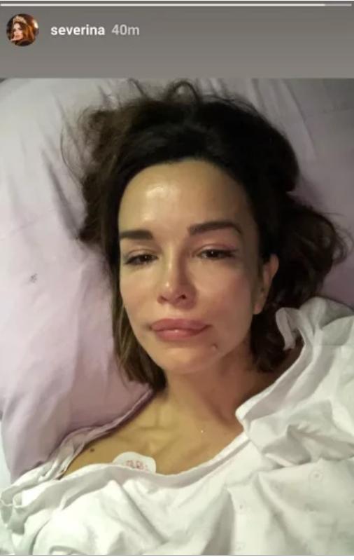 Severina u bolnici: Zabrinula je fanove  pa obrisala fotografiju