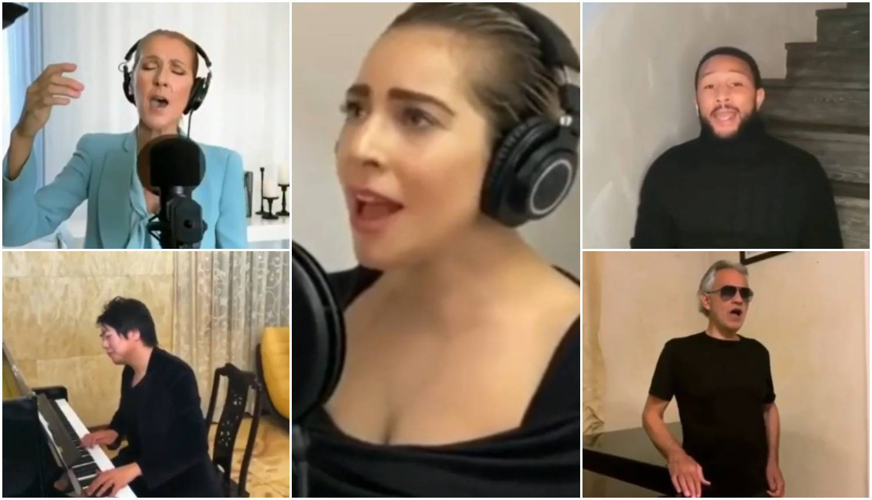 GaGa rasturila s glazbenim gigantima: 'Najbolja izvedba'