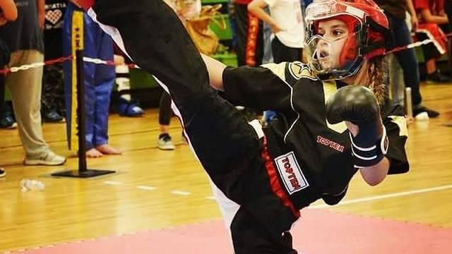 Htjela biti manekenka, a sad je prvakinja svijeta u kickboxingu