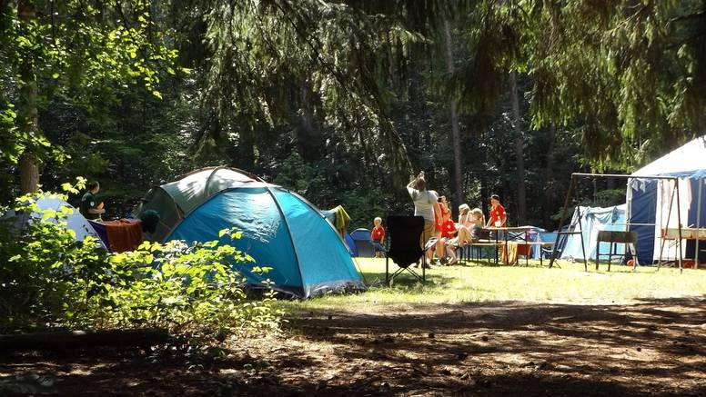 Zabava u prirodi: Ponesite šator i kampirajte u Sv. Ivanu Zelini