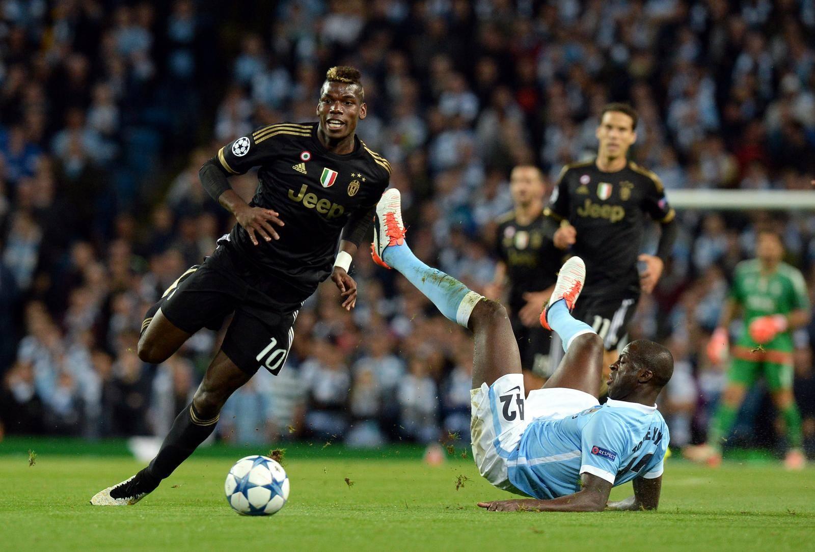 Soccer - UEFA Champions League - Group D - Manchester City v Juventus - Etihad Stadium