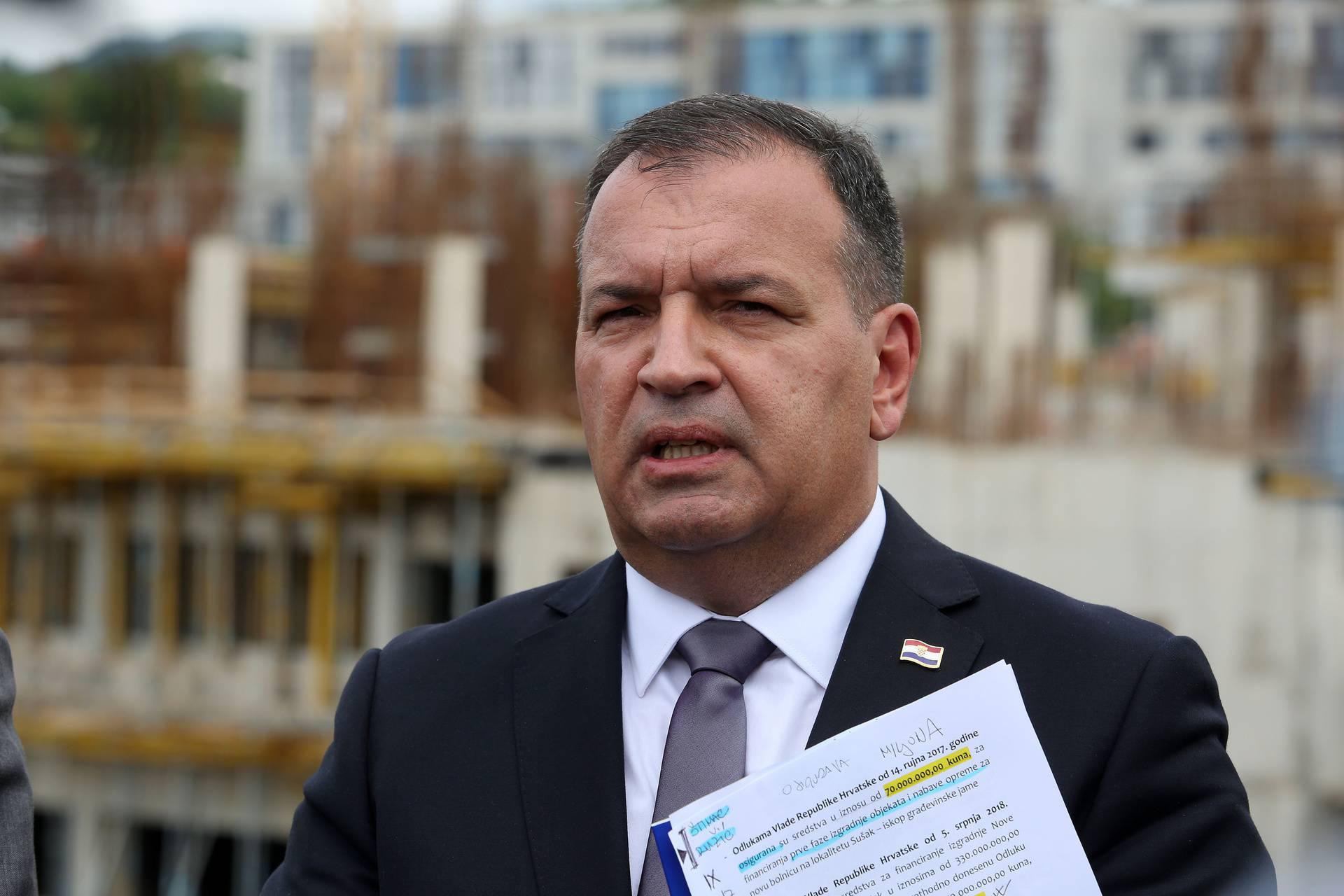 Beroš: Meni je cilj da HDZ na izborima osvoji najveći broj mandata i povjerenje građana