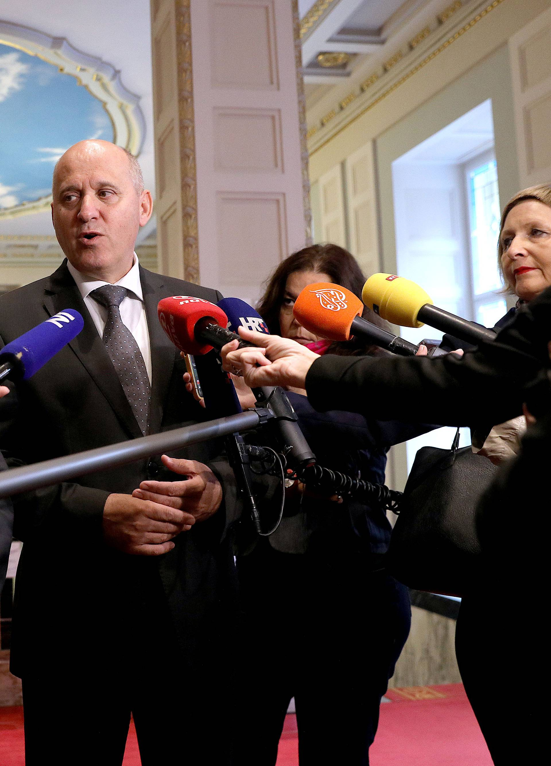 Dogovor: O povjerenstvu za Agrokor glasovat će u srijedu