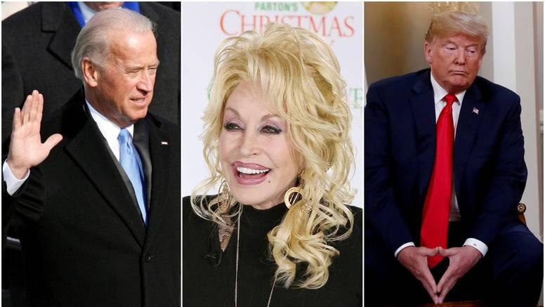 Dolly Parton dvaput je odbila Trumpa, a  namjerava i Bidena: 'Ne želim se baviti politikom...'