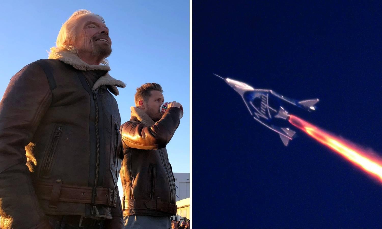Kreće utrka za turiste: Virgin Galactic stigao je do svemira