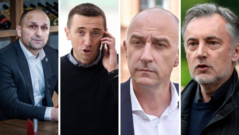 Predizborne koalicije Slavonije: Od Penave i Škore do Vrdoljaka
