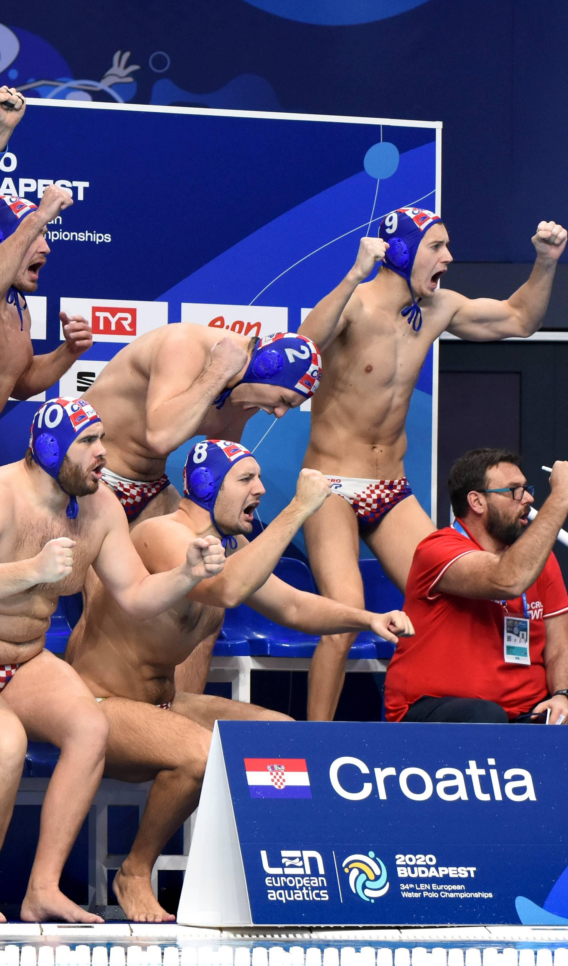 Barakude love Olimpijske igre, Tucak: Nemamo pravo na kiks!