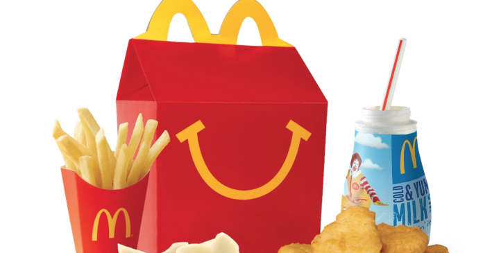 McDonaldsov Happy Meal
