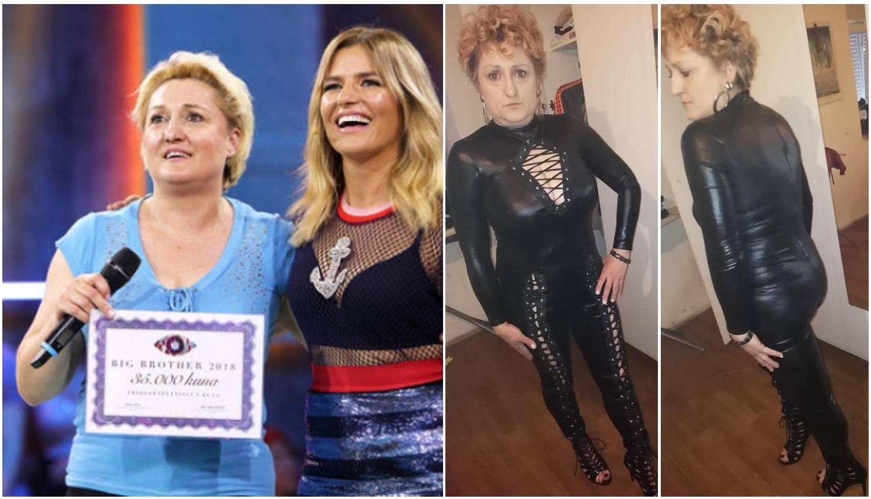 Ribica iz Big Brothera postala 'Catwoman', pozirala u lateksu