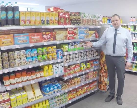 Irski supermarket predstavio je dio sa samo hrvatskom hranom