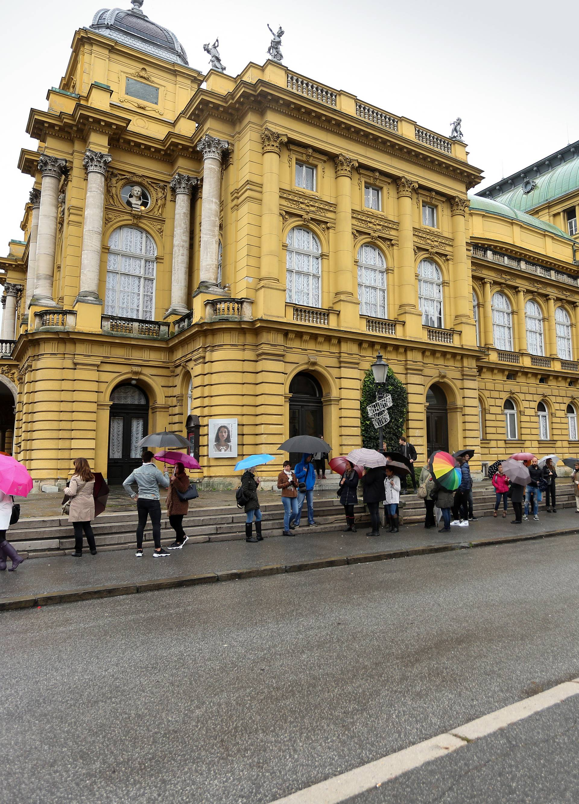 Zagreb: Počela prodaja ulaznicac za predstavu Orašar