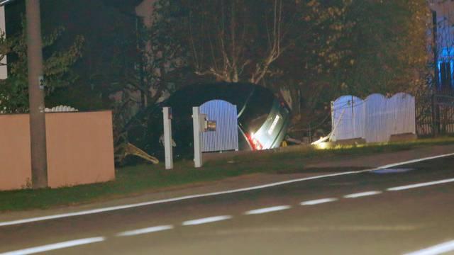 Detalji nesreće kod Čakovca:  Poginuo vozač (42). Zabio se u stabla, nije se vezao pojasom