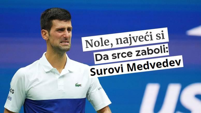 Srpski mediji u šoku: Da te srce zaboli! Medvjedev je bio surov