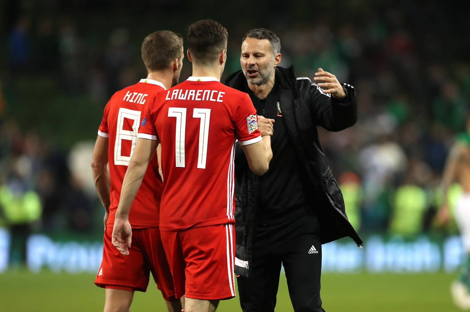 Republic of Ireland v Wales - UEFA Nations League - League B - Group 4 - Aviva Stadium